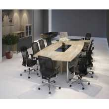 Business Office 6 - Complete office furniture in melamine-faced wood for home, meeting room, school, trees