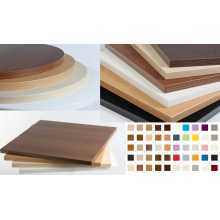 SATURNO 1.8 - Melamine laminate table top thickness 18mm. Suitable for bar, pizzeria, restaurant