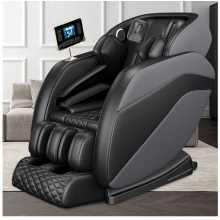 Q9 Fashion Zero 4D massage chair, zero gravity massage, bluetooth