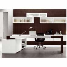 MATRIX - Contract melamine laminate office desk. Suitable for office,  hotel.