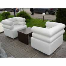 Dali - Commercial, custom bar sofas and chairs made of eco-leather, fabric, woven fabric, velvet